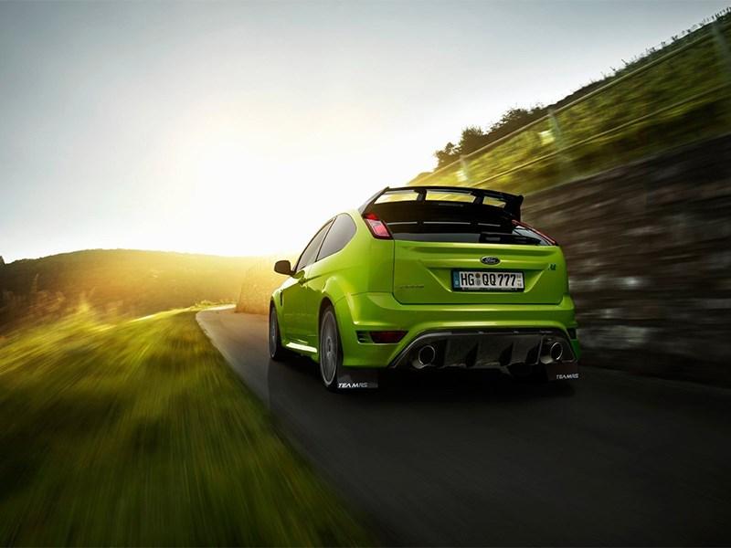 Ford уходит в зеленый край