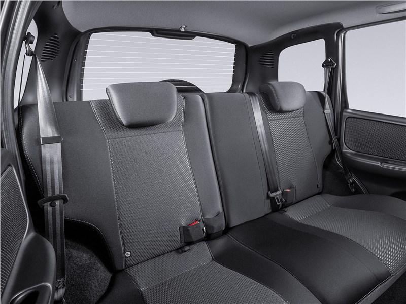 Lada Niva Travel (2021) задний диван