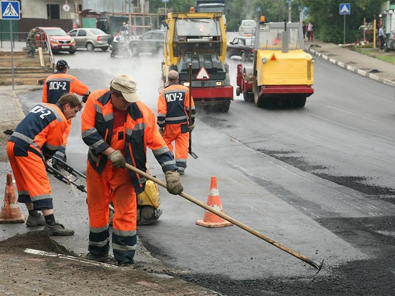 Сколько средств будет пущено на ремонт дорог в 2021 году?