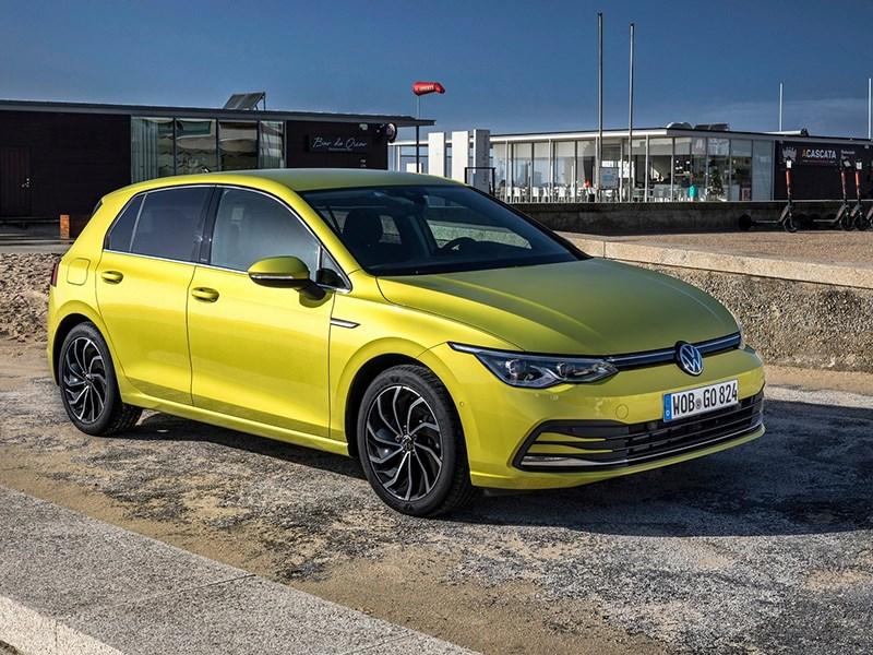 В Россию приехал новый Volkswagen Golf