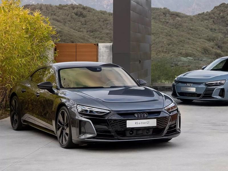 Стала известна дата появления последней Audi с ДВС.