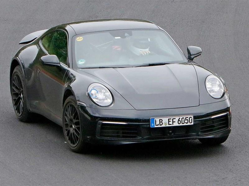Porsche 911 получит кросс-версию