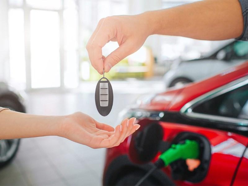 Россияне не получат субсидий на покупку электромобилей