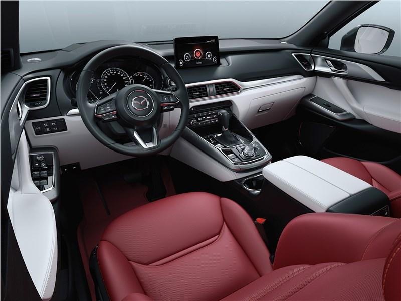 Mazda CX-9 Century Edition (2021) салон