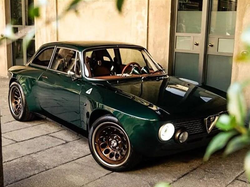 Alfa Romeo Giulia возродили
