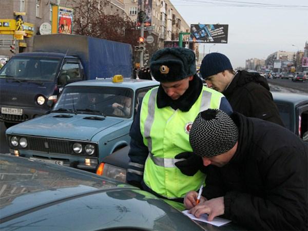 Замглавы ГИБДД заявил, что балльная система штрафов не вписывается в кодекс