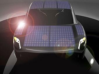 Автралийские ученые строят практичный автомобиль на солнечных батареях