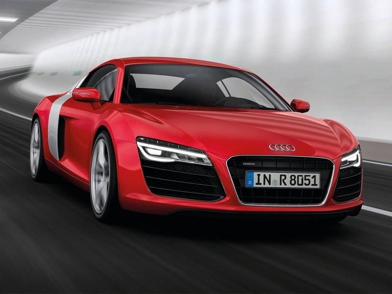 Следующее поколение Audi R8 не получит турбомоторов