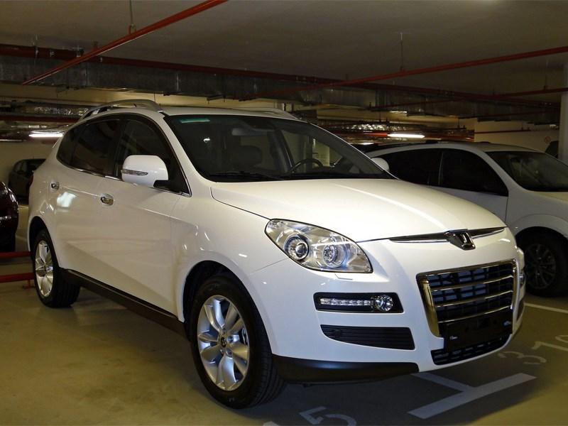 В России открываются автосалоны тайваньской марки LUXGEN