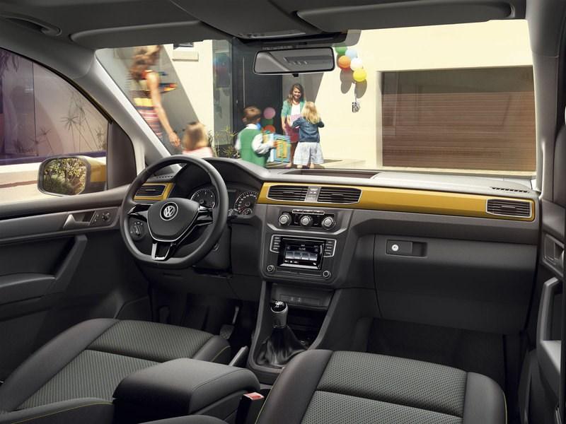 Volkswagen начал принимать заказы на новую версию Caddy