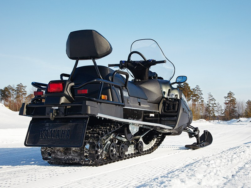 Ваш выбор. Снегоходы 2012