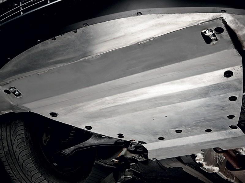 Volvo Обухов Инжиниринг V60 защита двигателя