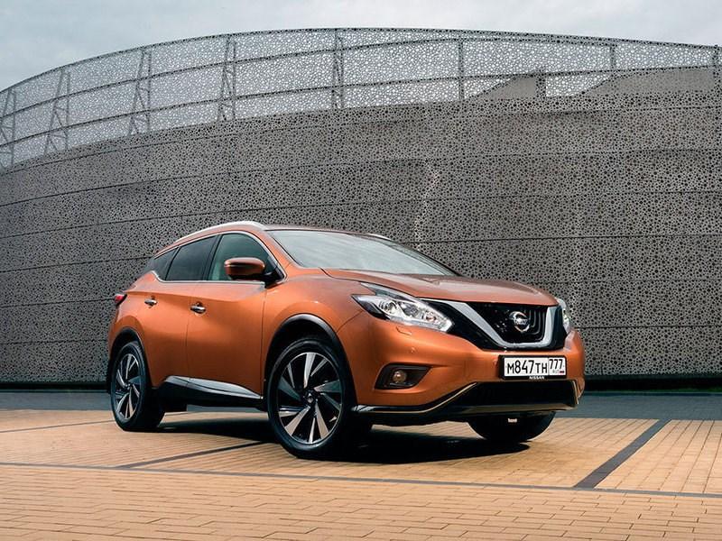 Nissan анонсировал начало продаж нового поколения Murano в России