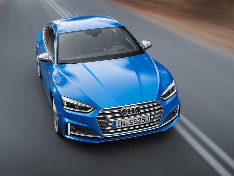 Audi назвала российские цены новых хэтчбеков A5 и S5