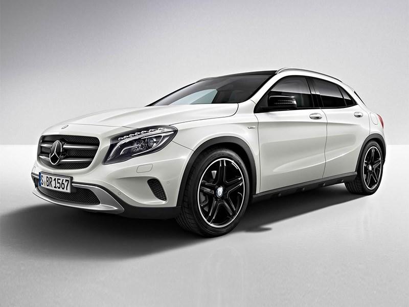 Mercedes-Benz представляет лимитированную версию GLA