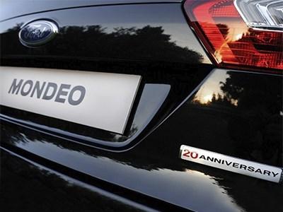 За четыре с половиной года в России было собрано 50 тысяч экземпляров Ford Mondeo