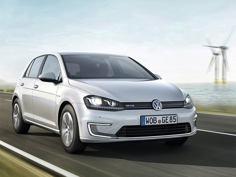 Volkswagen покажет в Лос-Анджелесе новый электрокар