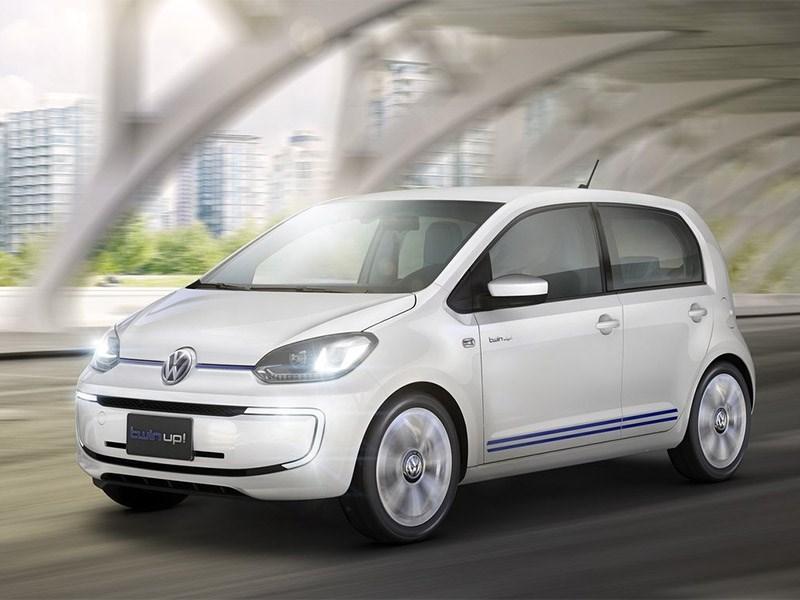 Самый экологичный и экономичный серийный автомобиль Volkswagen представлен на автосалоне в Токио