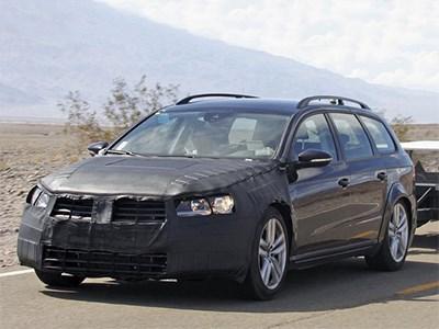 Volkswagen Passat будет представлен в пяти различных кузовных модификациях