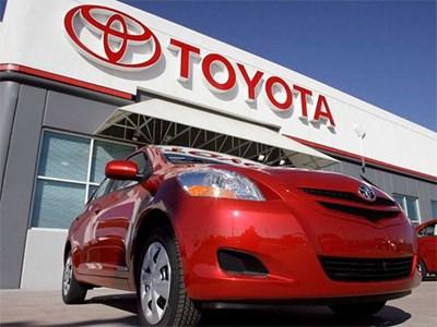Toyota остается лидером мирового автомобильного рынка