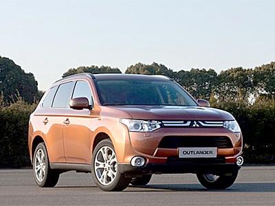 Россияне стали самыми активными покупателями автомобилей Mitsubishi Outlander
