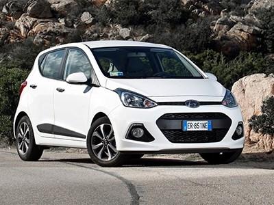Hyundai i10 - лучший бюджетный автомобиль по версии Top Gear