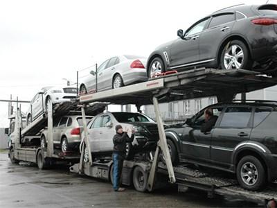 Экспорт автомобилей из России достигнет миллиона автомобилей в год