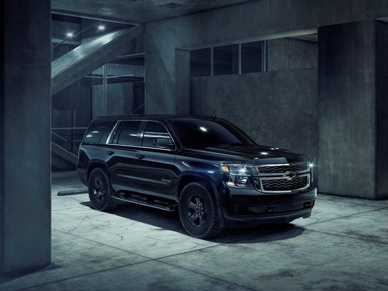 Chevrolet Tahoe получил «полуночную» версию