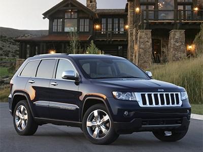 В России отзывается около 10 тысяч внедорожников Jeep Grand Cherokee