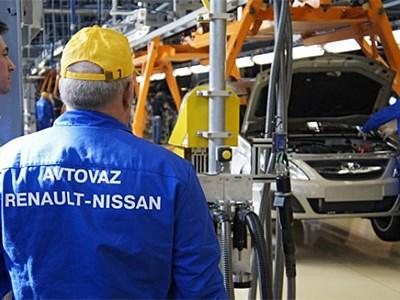 Производство автомобилей Renault и Nissan на «АвтоВАЗе» вырастет до 150 тысяч