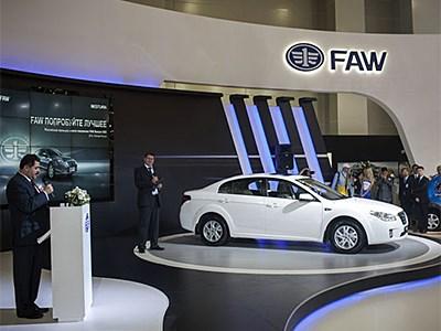 Китайские автомобильные бренды завоевывают российский рынок