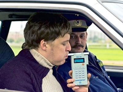 Инспекторам ДПС разрешат проводить освидетельствование водителей на состояние опьянения без понятых
