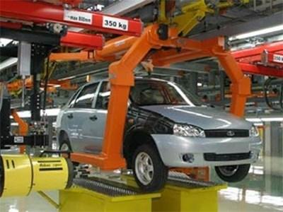 Производство автомобилей на мощностях «АвтоВАЗа» сохранилось на уровне прошлого года