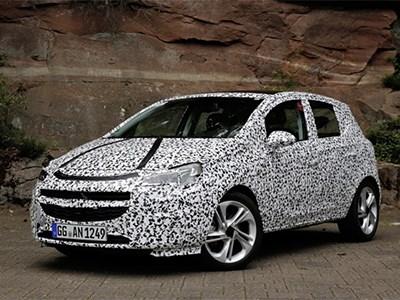 В следующем году мы увидим новый Opel Corsa