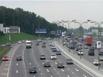 Скорость движения по МКАД выросла после запрета на проезд грузовиков в дневное время