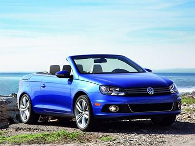 Производство кабриолета Volkswagen Eos завершится в 2015 году