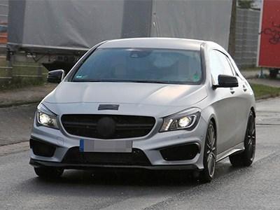 Новый Mercedes-Benz CLA Shooting Brake выйдет на немецкий рынок уже в марте будущего года
