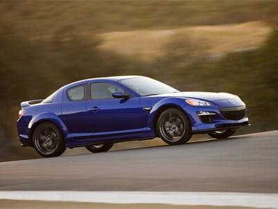 Mazda не будет выпускать преемника спорткара RX-8