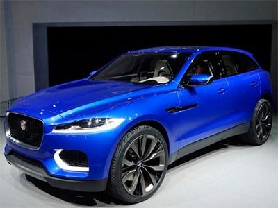 Появилась первая информация о семейном спорткаре Jaguar F-Pace