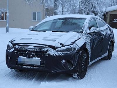 Новый Hyundai Elantra уже проходит испытания на дорогах общего пользования
