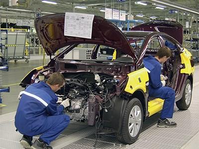 В 2016 году на заводе Hyundai в Петербурге начнется выпуск нового кроссовера