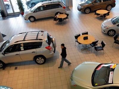Мировой автомобильный рынок вырос в прошлом году на 3,4%