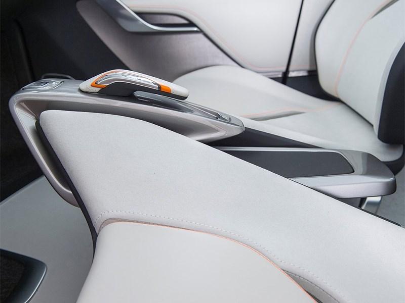 Chevrolet Bolt EV Concept 2015