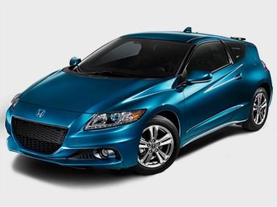 Новое поколение Honda CR-Z будет построено на платформе от Civic