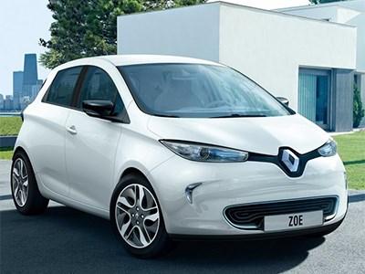 Renault увеличил запас хода своего электрокара Renault Zoe