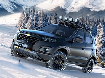 Chevrolet-Niva нового поколения будет выпускаться на мощностях Горьковского автозавода