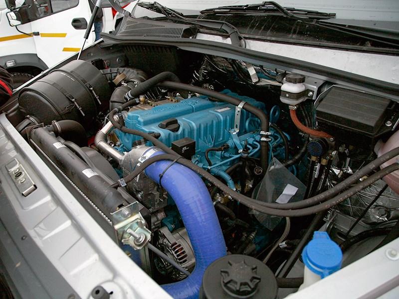 ГАЗон NEXT 2015 двигатель