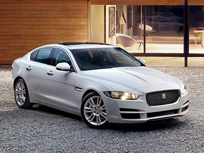 Появились первые официальные данные о технической «начинке» нового Jaguar XE