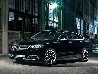 На американский рынок скоро выйдет новая эксклюзивная версия седана Chevrolet Impala