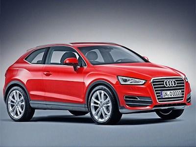 Новый маленький кроссовер марки Audi получит имя седана из шестидесятых